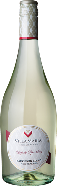 Villa Maria Private Bin Lightly Sparkling Sauvignon Blanc
