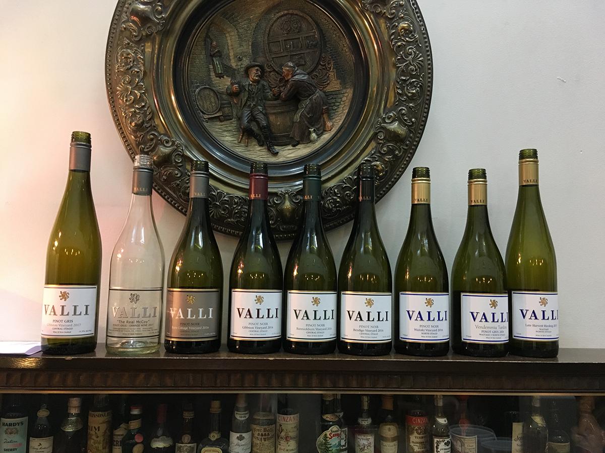 ニュージーランドでワインテイスティング会に参加
