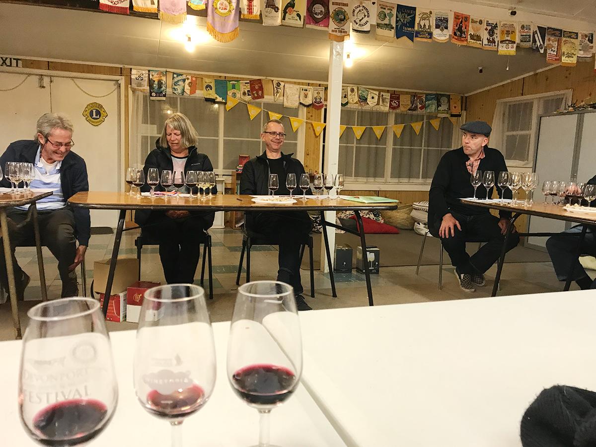 歴史あるワインクラブ