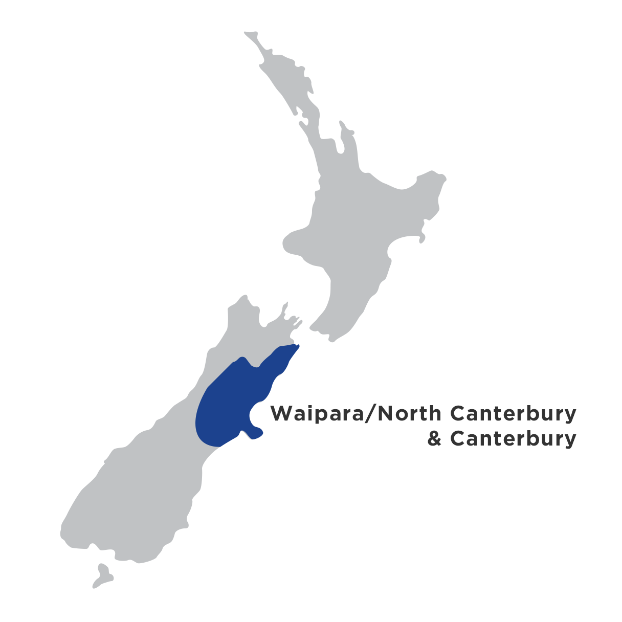 Canterbury & North Canterbury