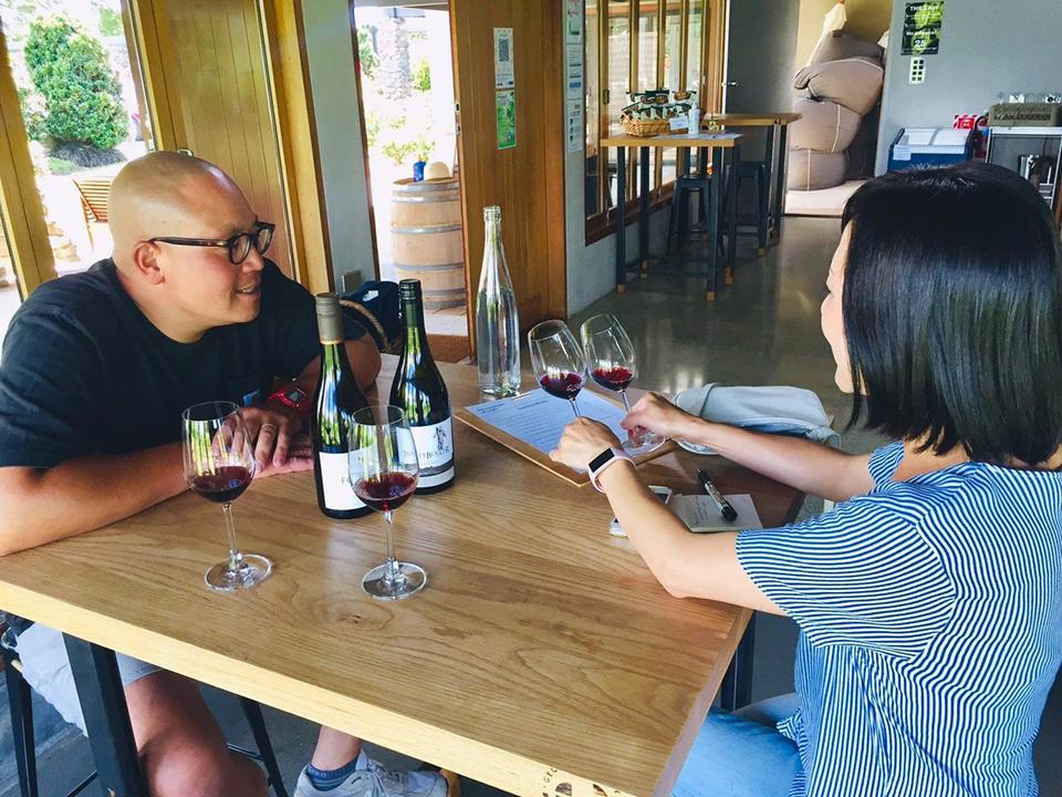 週末のお楽しみNZワイン